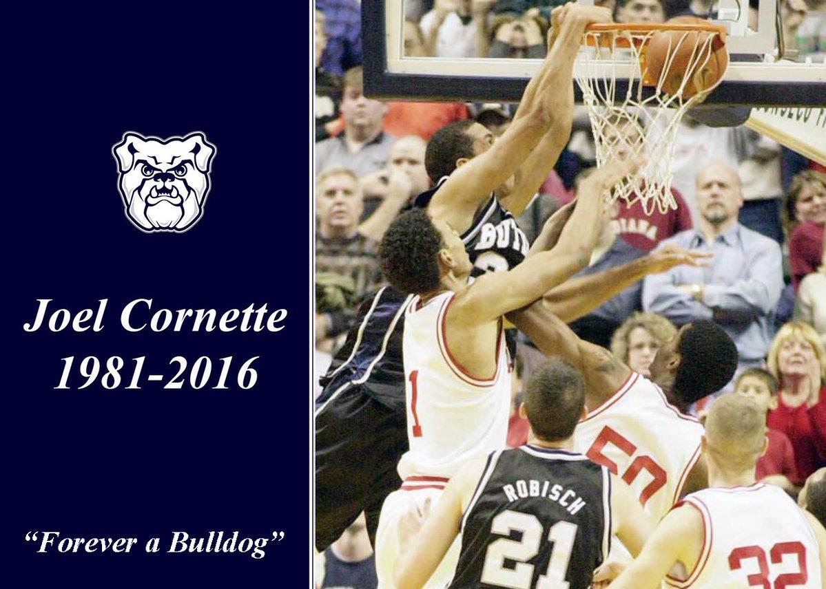 Former Butler basketball star Joel Cornette dies at age 35