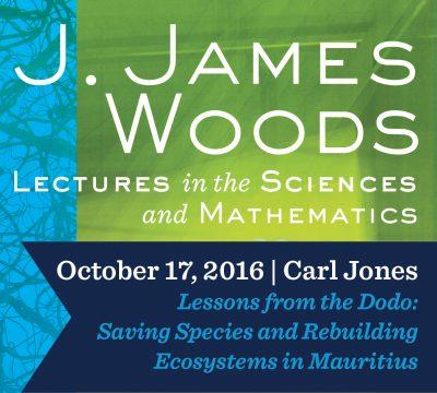 Woods Lecture - Jones