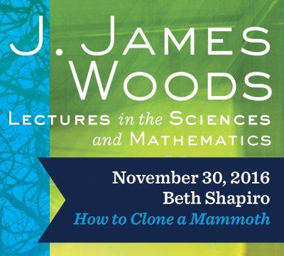 Woods Lecture - Shapiro