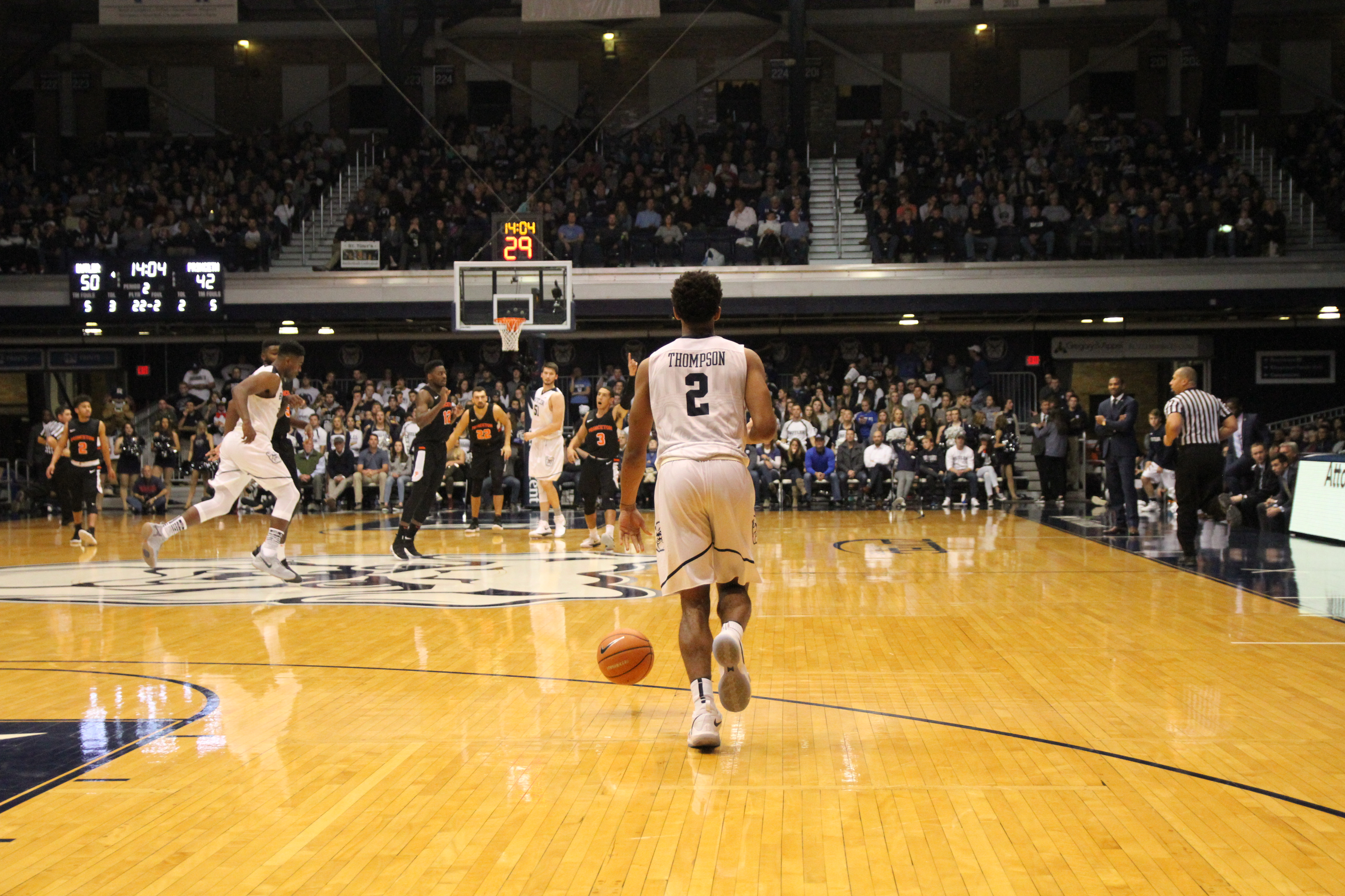 Butler beats Georgetown in 2OT on Kelan Martin's game-winner