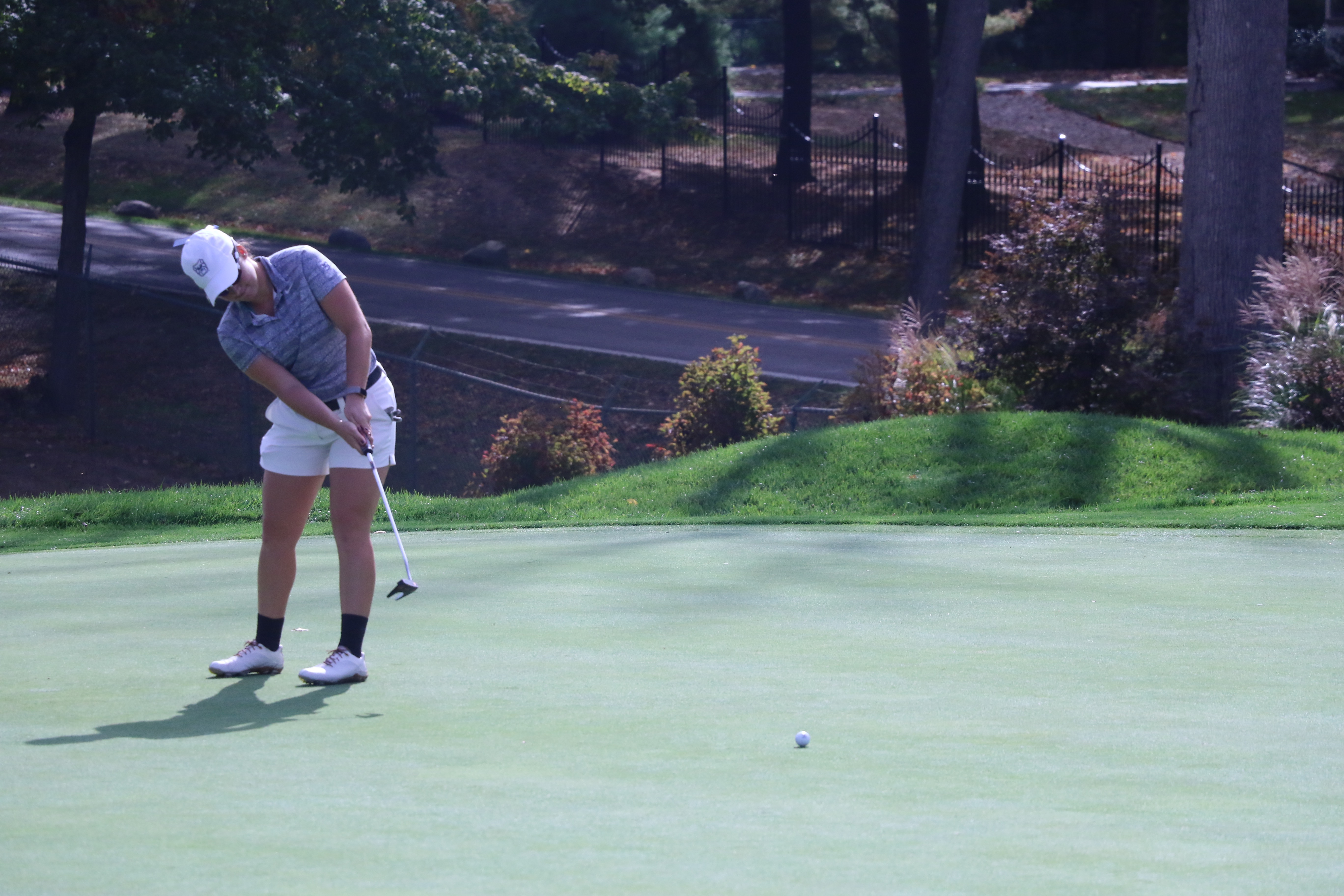 Butler Women S Golf Finishes 14th At Yale Invitational The Butler