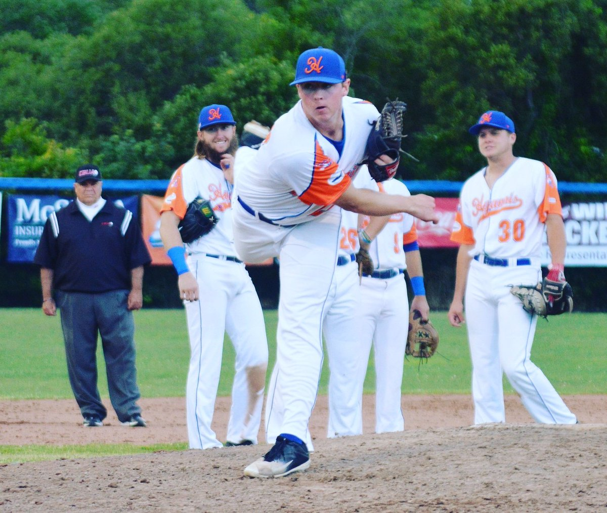 Butler Baseball's Ryan Pepiot Impresses In Cape Cod League