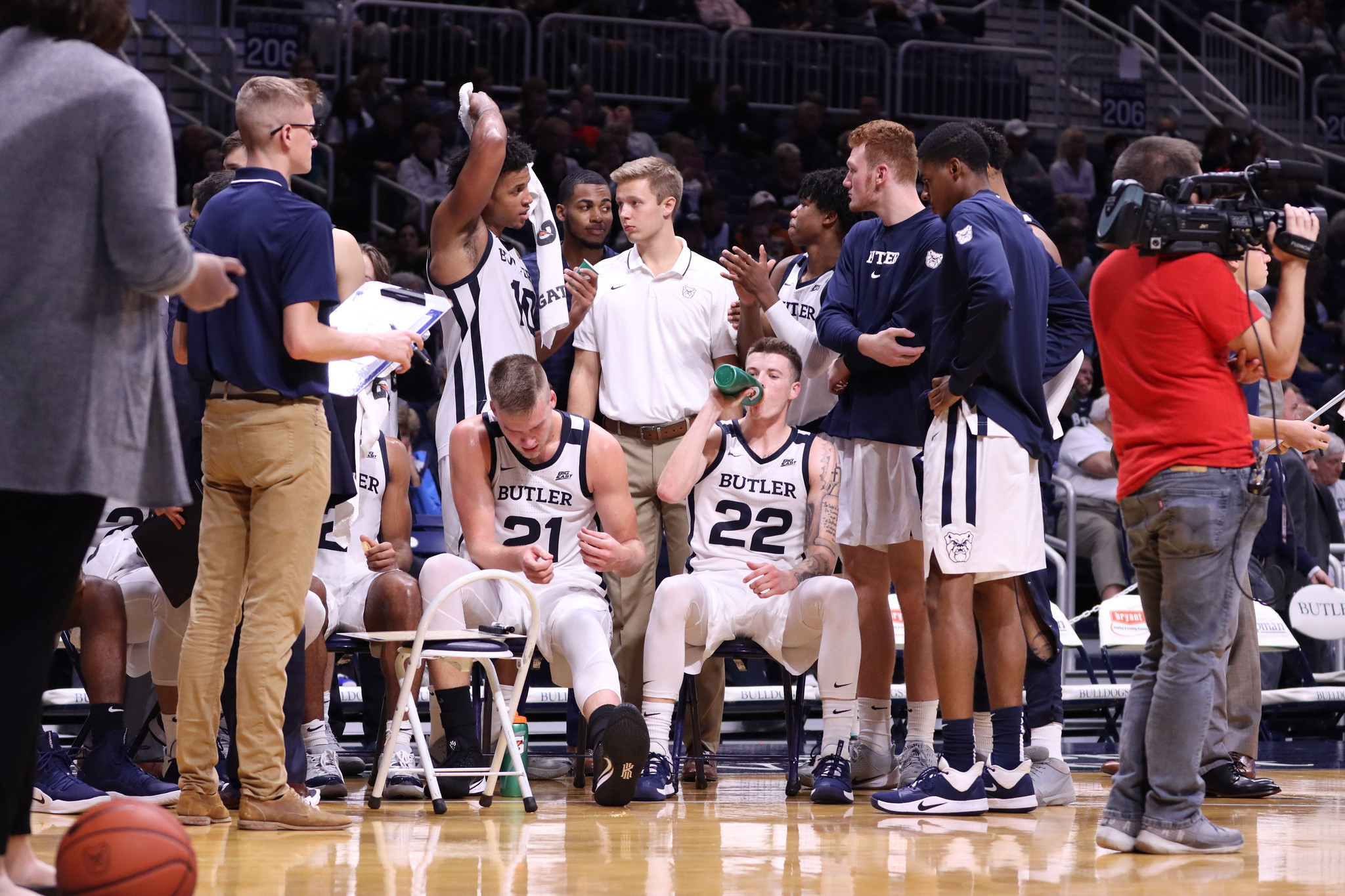 Predicting The Big East Basketball Conference Standings